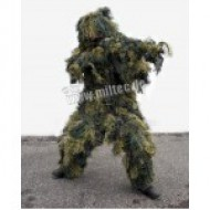 Ghillie e Camouflage