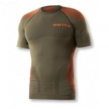 T-Shirt Light Touch Biotex verde/Arancio