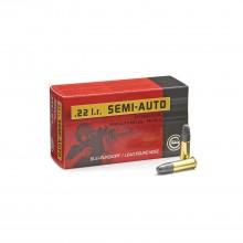 Munizione cal.22 LR Geco SemiAuto 40gr (Geco)