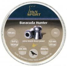 Piombini Baracuda Hunter cal. 4,5mm 0.67g/10.34gr conf. 400pz (H&N)