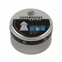 Piombini Super Point 5,5 mm 0,94g. conf.500 pezzi (RWS)