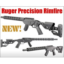 Carabina Bolt Action Ruger Precision Rifle cal. 22LR 18