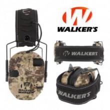 Cuffia Elettronica Razor Quad Camo Walkers