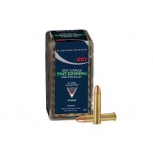 Munizione CCI CAL. 22 WMR HP TNT GREEN - 50 Pezzi (CCI)