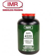 Polvere da carabina IMR 4320 R-H 0,454Kg (IMR)