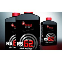 Polvere RS62 Rifle Powder per cal.270/30-06/7/8/7x64/7,62x54R 1Kg (Reload Swiss)