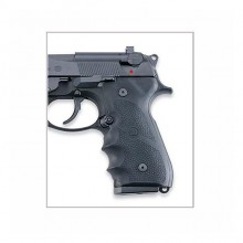 Guance in gomma avvolgenti colore nero per serie 92 - 96 - 98 (Beretta)