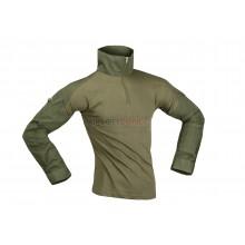 Maglia Combat Shirt OD Tg. XL (Invader Gear)
