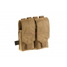 Tasca Doppia 5.56 2x Double Mag Pouch Coyote (Invader Gear)
