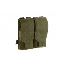 Tasca Doppia 5.56 2x Double Mag Pouch OD (Invader Gear)