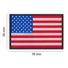 Patch bandiera USA Flag (ClawGear)