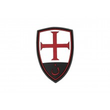 Patch in gomma Crusader Shield (JTG)