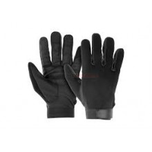 Guanti All Weather Shooting Gloves Black 10/L (Invader Gear)