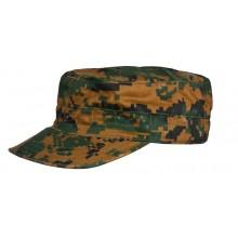 Cappello BDU Digital Woodland TG. M (Claw Gear)