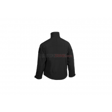 Giubbetto tattico Softshell Nero Tg. M (Invader Gear)