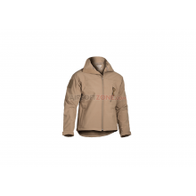 Giubbetto tattico Softshell TAN Tg. M (Invader Gear)