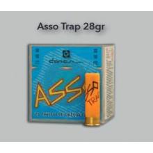 Cartucce Asso cal. 20 Trap 28gr Piombo 7 1/2 conf. 25 pezzi (Danesi)