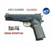 Pistola Bul Classic 1911 cal. 9x21 monofilare c.i 12_01422s1 Sportiva (Bul)