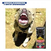 Spray antiaggressione per difendersi dagli attacchi dei cani CONTRA-DOG