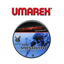 Piombini Mosquito testa piatta cal. 5,5mm 0,83gr 250pz (Umarex)