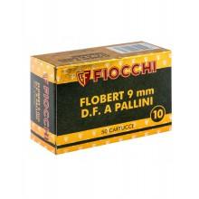 Cartucce Fiocchi 9 Flobert Doppia Forza Piombo 10 (Fiocchi)