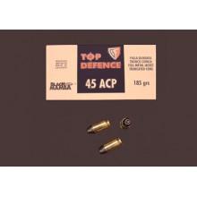 Cartuccia cal. 45 ACP FMJTC Black Mamba conf. 50 pezzi (Fiocchi)