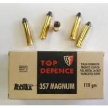 Munizioni cal. 357 Magnum Black Mamba FMJTC 110g 50 pezzi (Fiocchi)