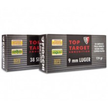 Munizioni cal. 357 Magnum Top Target LL TCCP 158g Ramate 50 pezzi (Fiocchi)