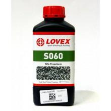 Polvere Carabina singola base LOVEX S060 conf. 0,5Kg