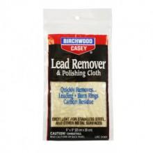 Birchwood Lead Remover cloth * Panno togli piombo 6x9