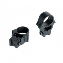 Attacchi Umarex Hig-Power professionali per ottiche-Tubo 25-Slitta 11mm - Alti
