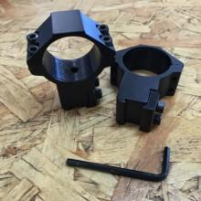Anelli per ottica 11mm diametro 30 Alti
