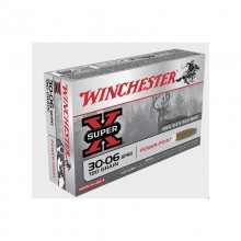 Munizione 30.06 Power Point 180gr confezione 20pz (Winchester)