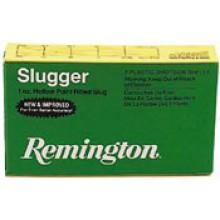 Cartucce cal. 12/76 RS Magnum a palla 12MRS conf. 5 pezzi (Remington)
