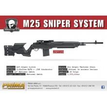 Fucile semiauto M25 Sniper System 308Win (S.D.M.)