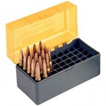 Scatola porta munizioni per carabina .223/.243/.25/.270