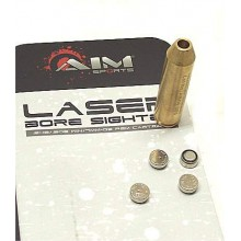 Collimatore laser 7,62x54R o 300 Win Mag (Aim Sport)