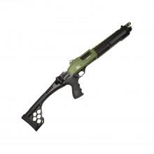 Fucile a Pompa Derya SPX-106 Tactical Green Cal. 12/76 canna 35cm (Derya)