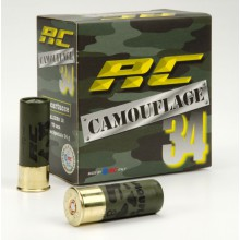 Carrtucce RC Camouflage cal 12/70/16 34g Piombo 10 conf. 25 pezzi (RC)