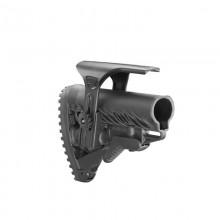 Calcio collassabile altezza regolabile per M4/AR15 Nero (GLR 16CP) (Fab Defense)