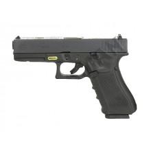 Pistola a gas scarrellante Glock G22  Gen.4 Co2